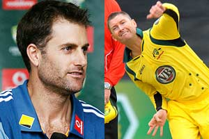 Katich, Clarke to be kept apart in domestic circuit