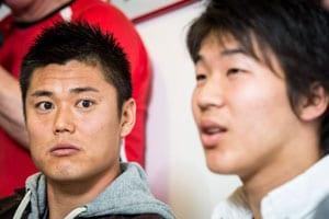 Japan players need thick skins abroad - Kawashima