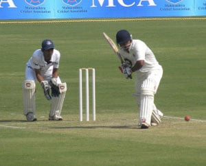 Ranji Trophy: Kedar Jadhav hits ton as Maharashtra post 343/8