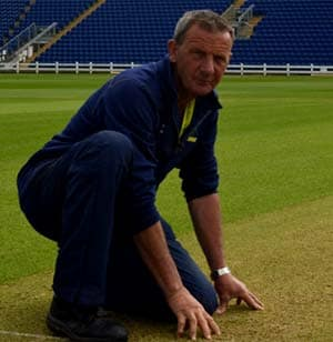 No spin, no seam wicket for Champions Trophy opener, promises Cardiff groundsman