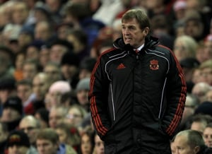 Angry Dalglish threatens Liverpool axe