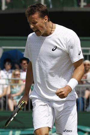 Wimbledon 2013: Mystery men Lukasz Kubot, Kenny de Schepper into last-16