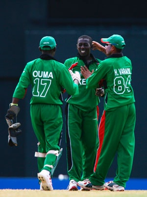 Kenya lose ODI status after loss in ICC World Cup qualifier