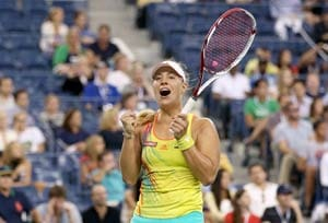 Kerber dumps Venus Williams out of US Open