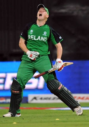 Ireland's Kevin O'Brien will add colour to IPL 5
