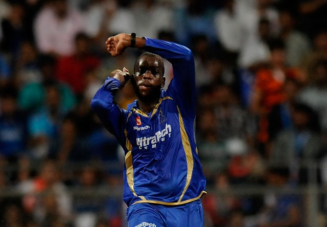 IPL 7: Rajasthan Royals' Kevon Cooper Reported for Suspect Bowling Action