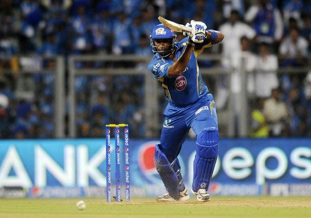 IPL 7: Kieron Pollard, Rohit Sharma Guide Mumbai Indians to First Victory