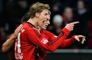 Germany striker Stefan Kiessling compares 2014 World Cup to 'damp cheese'