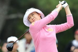 Kim In-Kyung equals Thai course record