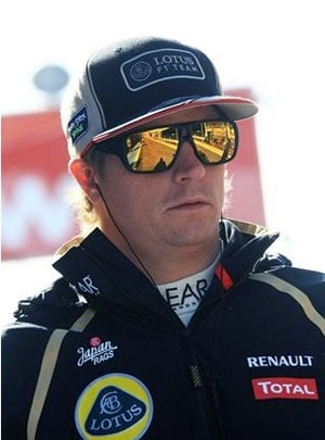 'Iceman' Kimi Raikkonen to feel the heat in Malaysia