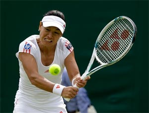Wimbledon 2013: Ageless Kimiko Date-Krumm turns back time