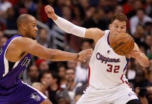 Los Angeles Clippers win12th straight game, break franchise record