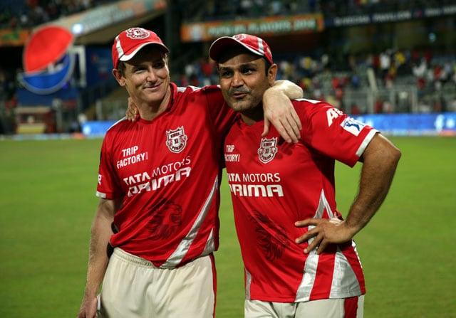 Virender Sehwag says Kings XI Punjab Coach Sanjay Bangar as Cool as Gary Kirsten