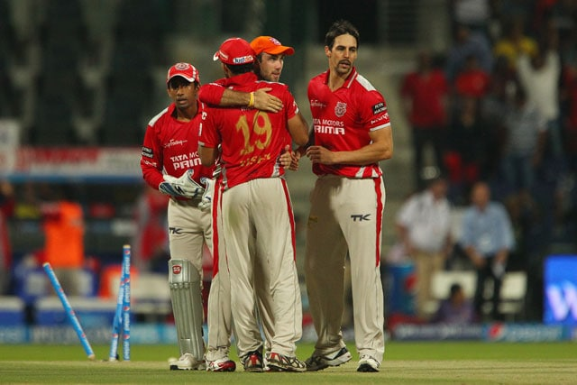 IPL 7, KKR vs KXIP, Highlights: Spectacular bowling performance helps Kings XI Punjab remain unbeaten