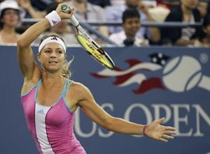 Kirilenko wins history-making tiebreaker at US Open