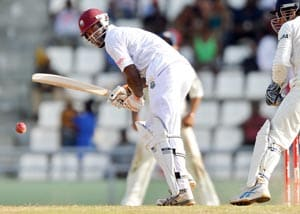 India vs West Indies, Day 1: Statistical highlights