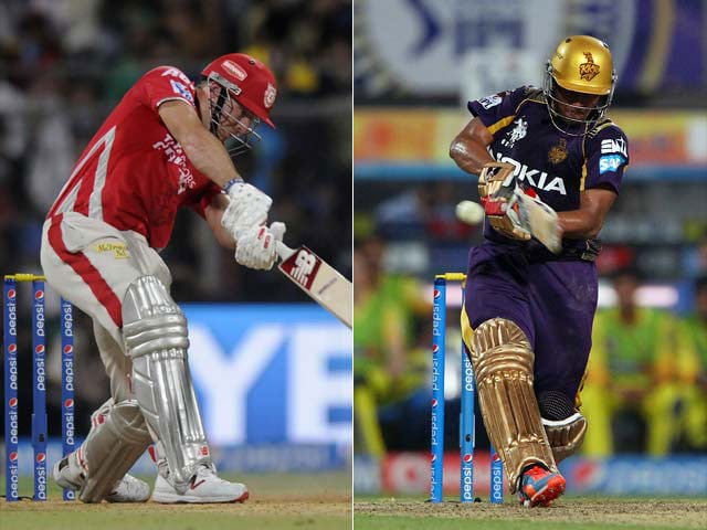 IPL 7: Rampaging Kings XI Punjab Seek Glory, Resilient Kolkata Knight Riders Stand in the Way