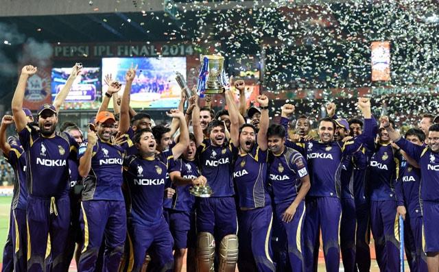 Kolkata Knight Riders Beat Kings XI Punjab to Clinch Second IPL Title in Three Years