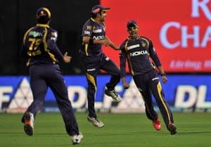 IPL Stats: Kolkata Knight Riders keep their winning record vs Pune