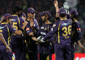 IPL 6: Kolkata Knight Riders beat Pune Warriors by 46 runs