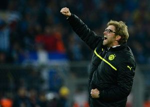 Dortmund lucky to make semis, admits Klopp