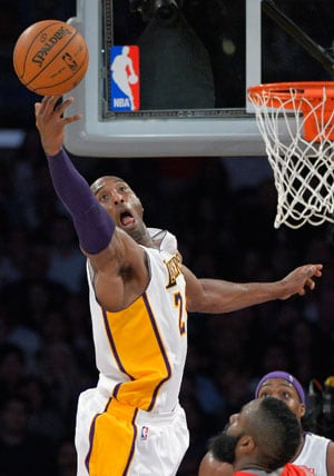 Los Angeles Lakers beat Houston Rockets 119-108