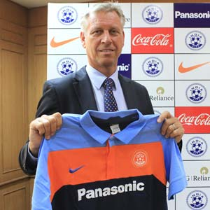 India name Wim Koevermans as new football coach