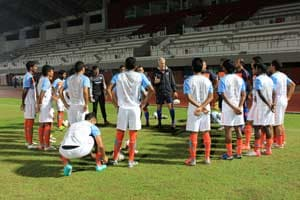 Hope India players get attached to I-League sides: Wim Koevermans