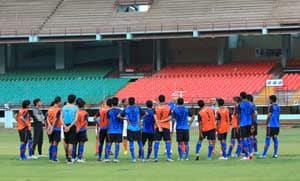 Koevermans announces 20-member squad for Tajikistan friendly