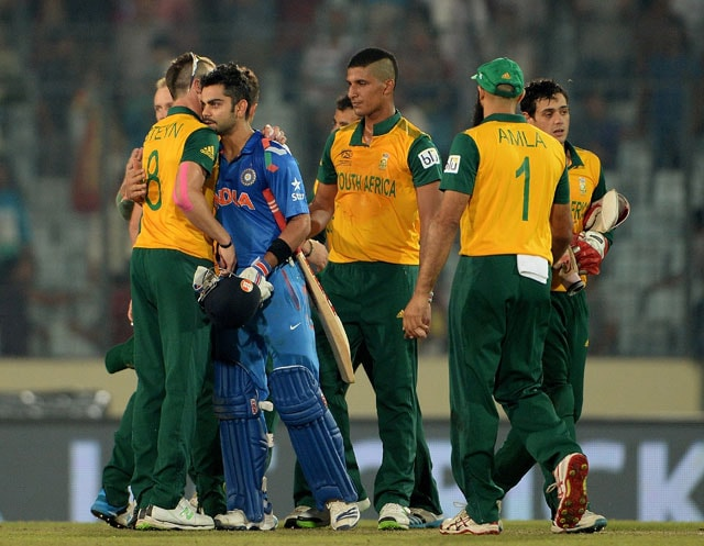 ICC World Twenty20 stats: India extend dominance over South Africa with 80 percent head-to-head win record