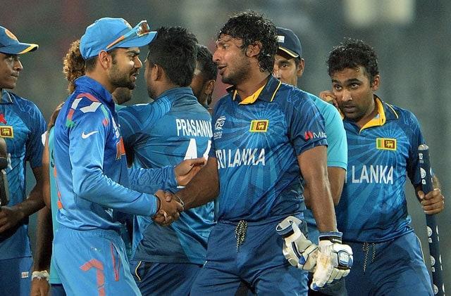 ICC World Twenty20: God was smiling on Sri Lanka in final against India, says Virat Kohli