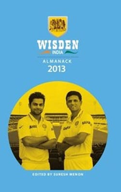 Inaugural edition of Wisden India Almanack launched