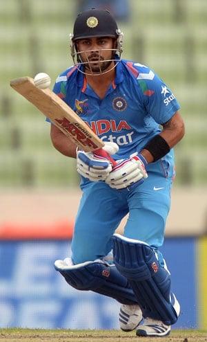 Virat Kohli reclaims number one position on ICC ODI batsmen rankings