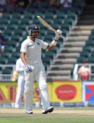 Virat Kohli promised me that he would score a century, says his coach Rajkumar Sharma