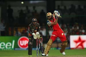 IPL 6: Fiery Virat Kohli propels Bangalore past Hyderabad