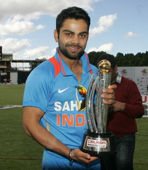 India (Ind) vs Zimbabwe (Zim) 5th ODI: India win by 7 wickets, sweep series 5-0