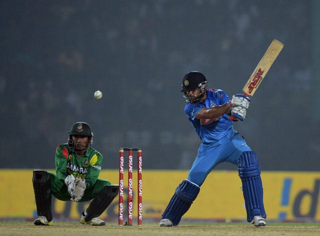 Asia Cup: Virat Kohli's 'special' knock made the difference, says Abdur Razzak
