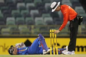 Dhoni advises team to avoid injuries and learn from mistakes
