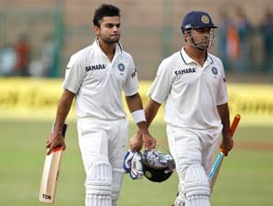 Virat Kohli optimistic of Indian win against New Zealand