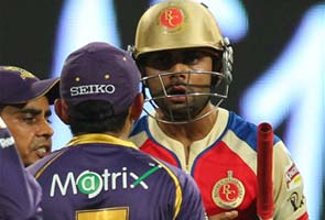 Gambhir-Kohli involved in ugly on-field spat