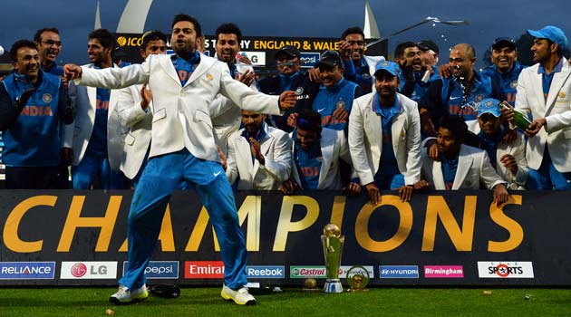 ICC Champions Trophy: India win thriller as England's ODI heartbreak continues in finals