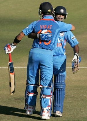 India vs Zimbabwe, 1st ODI highlights: India