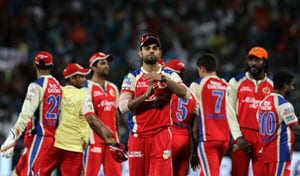 Statistical highlights: Royal Challengers Bangalore record first away win in IPL 6