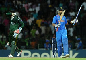India beat Pakistan: The dynamics of qualification