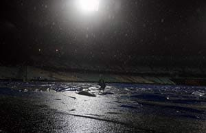 IPL 5: Rain forces Kolkata, Deccan to share points