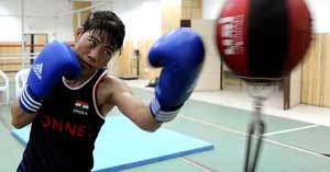 Mary Kom wants to groom youth of north-east
