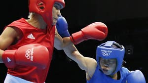 India pins hopes on boxers Mary Kom and Devendro Singh