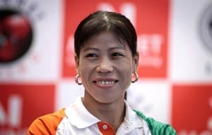 I follow Mary Kom's fights, she is great, says boxing legend Evander Holyfield