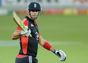 Petulant Pietersen's England career appears over