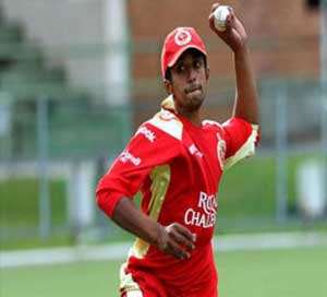 Appanna credits Murali for his four-wicket haul